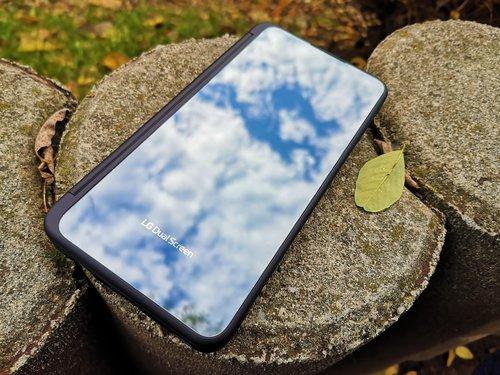 LG G8X ThinQ/fot. gsmManiak.pl
