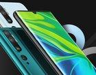 Xiaomi Mi Note 10 (Pro) debiutuje w Polsce. Potwierdziło się - to średniak (niemal) w cenie flagowca!