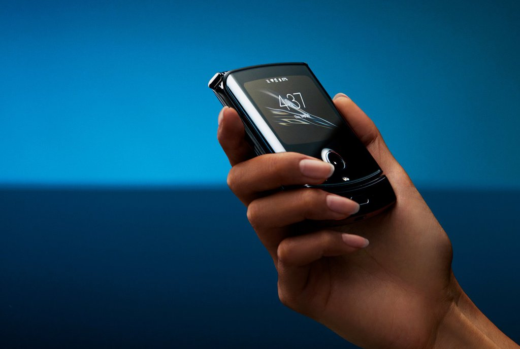 Motorola Razr / fot. Motorola