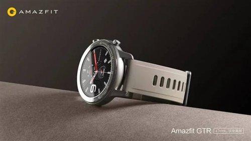 Amazfit GTR Titanium Edition / fot. Amazfit
