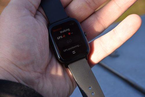 Xiaomi Amazfit GTS: pożeracz energii, czyli GPS / fot. techManiaK
