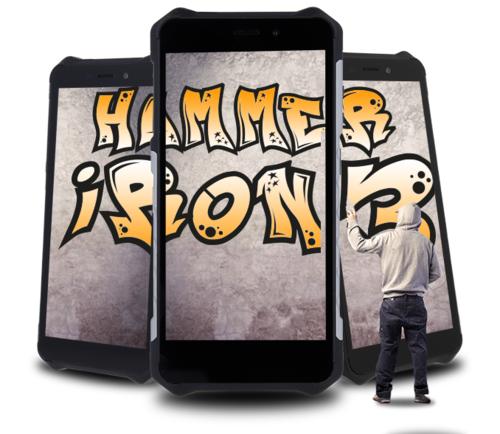 HAMMER Iron 5