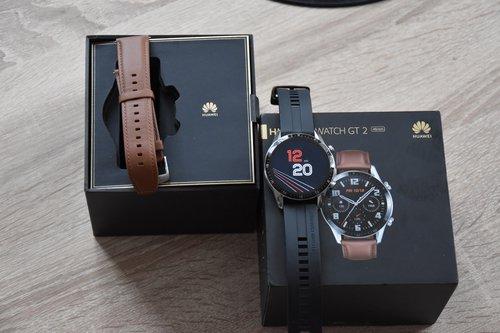 Huawei Watch GT2: elegancja w każdym calu / fot. techManiaK