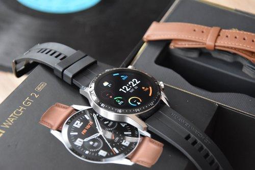 Huawei Watch GT2: najlepsza (subiektywnie) tarcza / fot. techManiaK