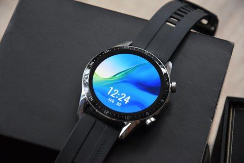 Huawei Watch GT2: piękne odwzorowanie barw / fot. techManiaK
