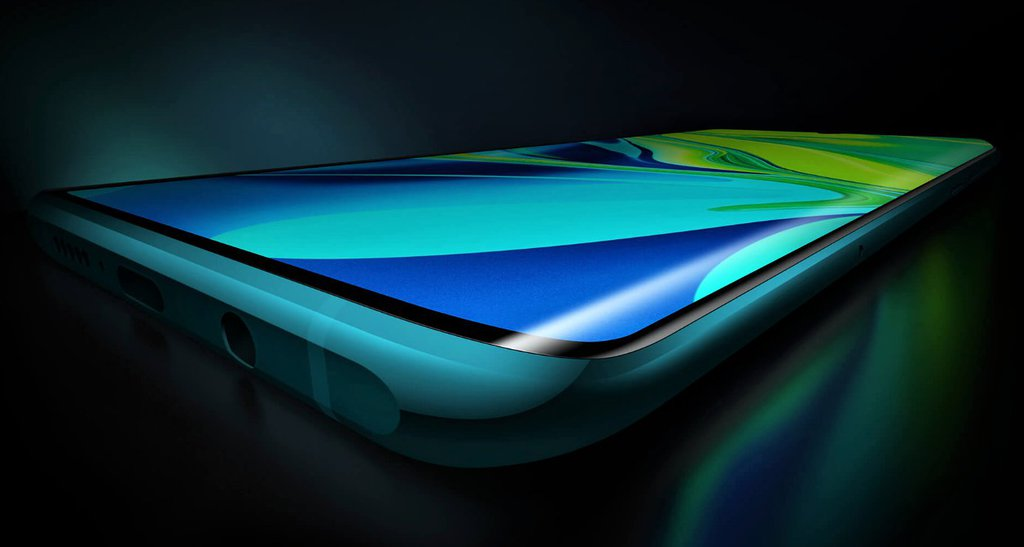 Xiaomi Mi Note 10 / fot. producenta