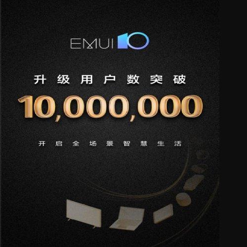 emui-10-reached-10-million