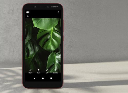 Nokia C1/fot. Nokia