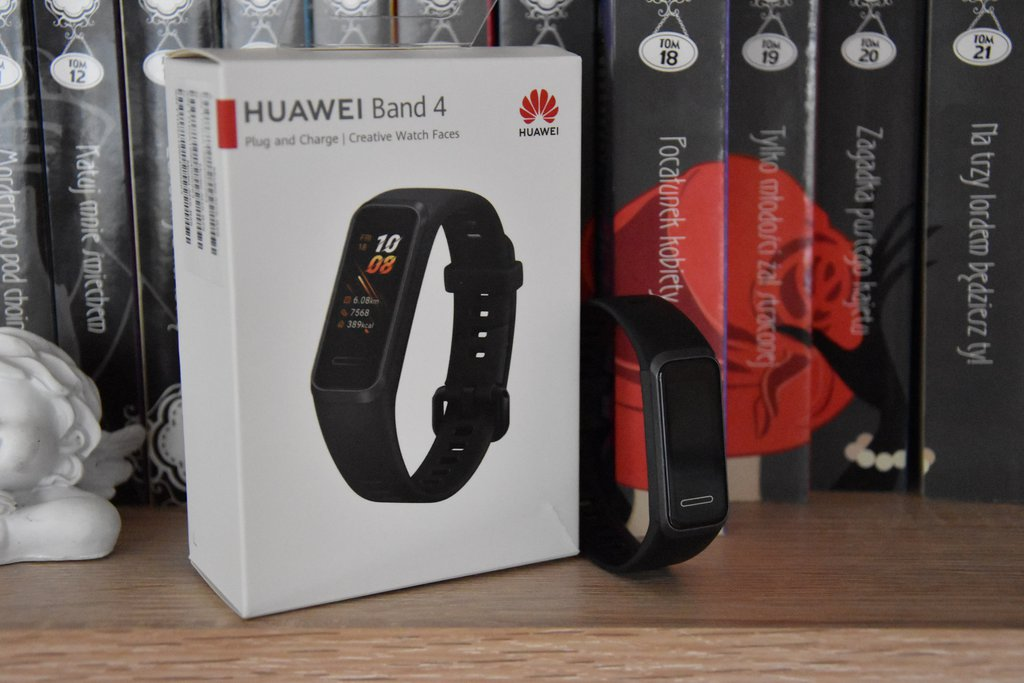 Huawei Band 4 / fot. techManiaK