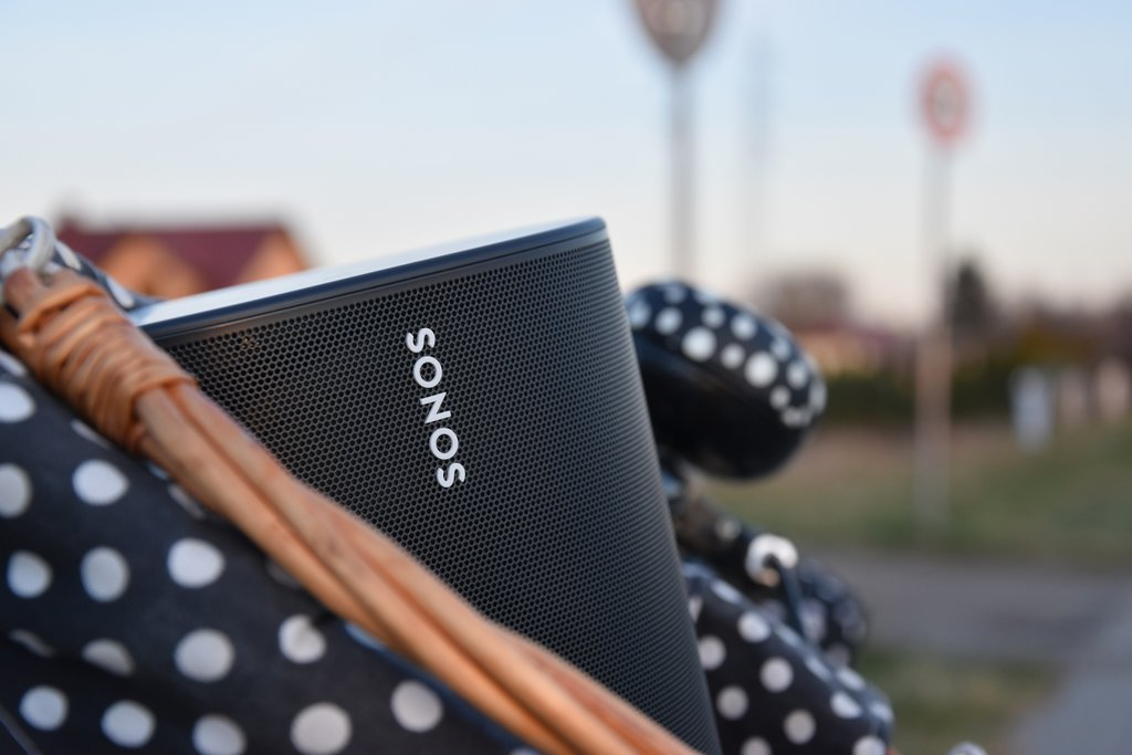 Sonos Move: pełna mobilność / fot. techManiaK