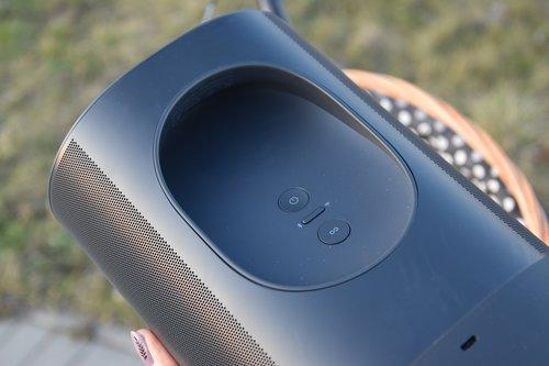 Sonos Move: fizyczne przyciski z tyłu obudowy / fot. techManiaK