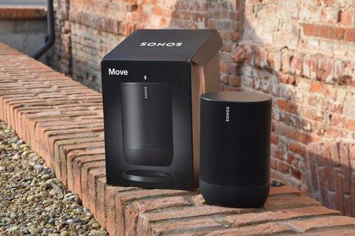 Sonos Move: stabilność w każdych warunkach / fot. techManiaK