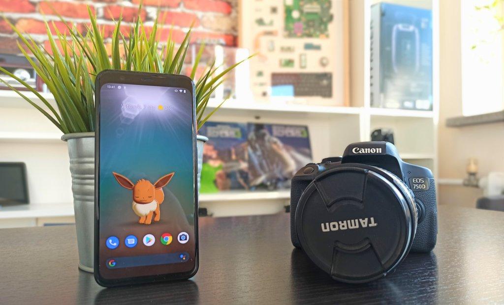 Google Pixel 4/fot. gsmManiaK.pl