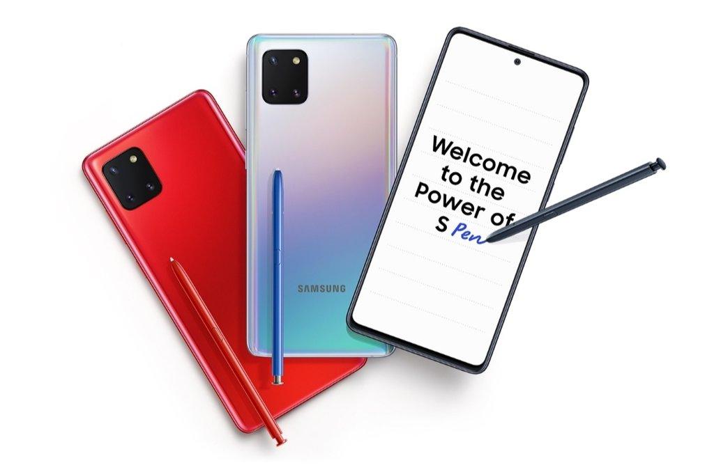Galaxy Note 10 Lite / fot. Samsung