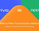 Smartfony Xiaomi, Oppo i Vivo ze wspólnąalternatywą dla AirDrop