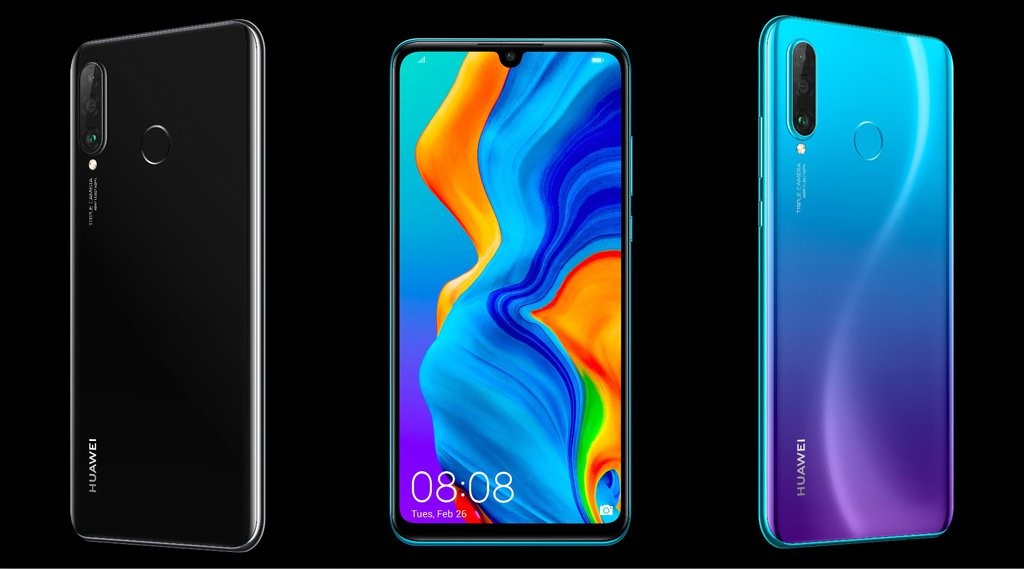 Huawei P30 Lite New Edition / fot. Huawei via AndroidWorld