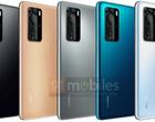 Huawei P40 Pro we wszystkich kolorach na grafice! Tak wygląda przyszłość Huawei