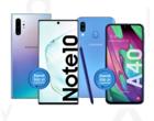 Fajna promocja na trzy smartfony Galaxy: gdy je kupisz Samsung odda Ci część kasy!