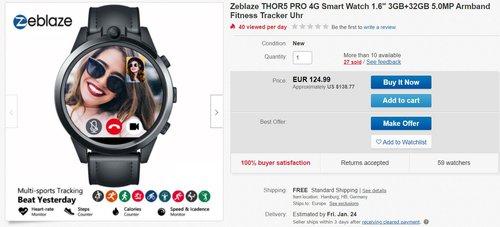 zegarek promo