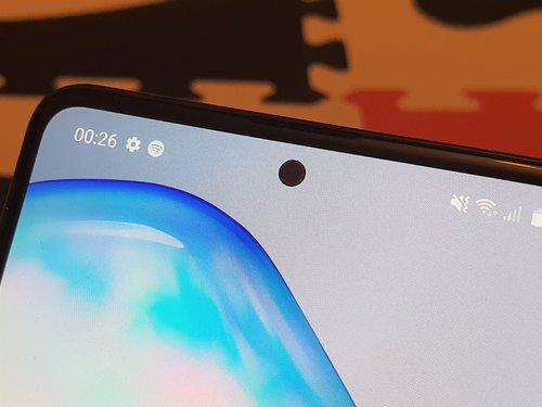 Samsung Galaxy Note 10 Lite / fot. gsmManiaK.pl