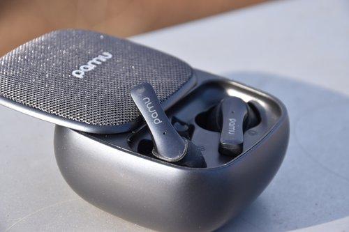 PaMu Slide: słuchawki w etui / fot. techManiaK