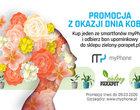 myPhone na Dzień Kobiet rozdaje bony na kwiaty
