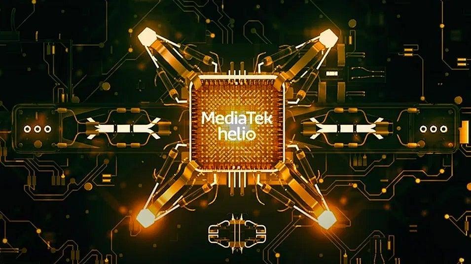 MediaTek helio G