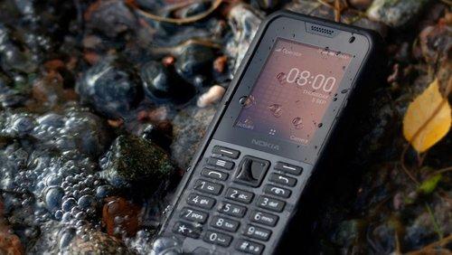 Nokia 800 Tough / fot. producenta