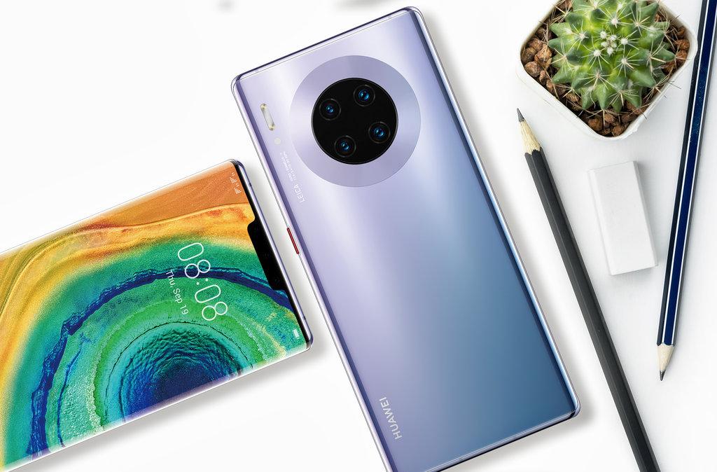 TOP telefony 2020 Huawei Mate 30 Pro