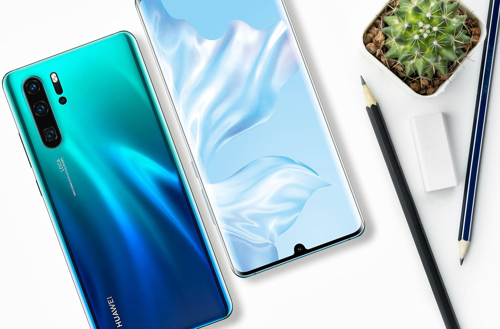 TOP telefony 2020 Huawei P30 Pro