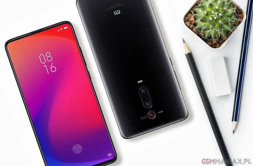 TOP telefony 2020 Xiaomi Mi 9T Pro