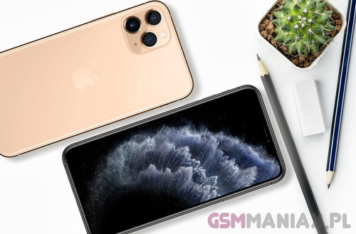 TOP telefony 2020 iPhone 11 Pro Max