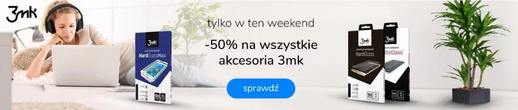 X-kom: weekendowa promocja akcesoria 3mk / fot. x-kom