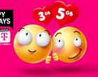 Happy Fridays w T-Mobile – 3GB dla Ciebie i 5GB dla bliskiej osoby