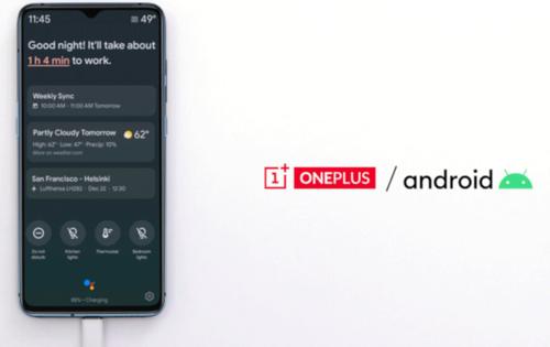 Fot. OnePlus/Google