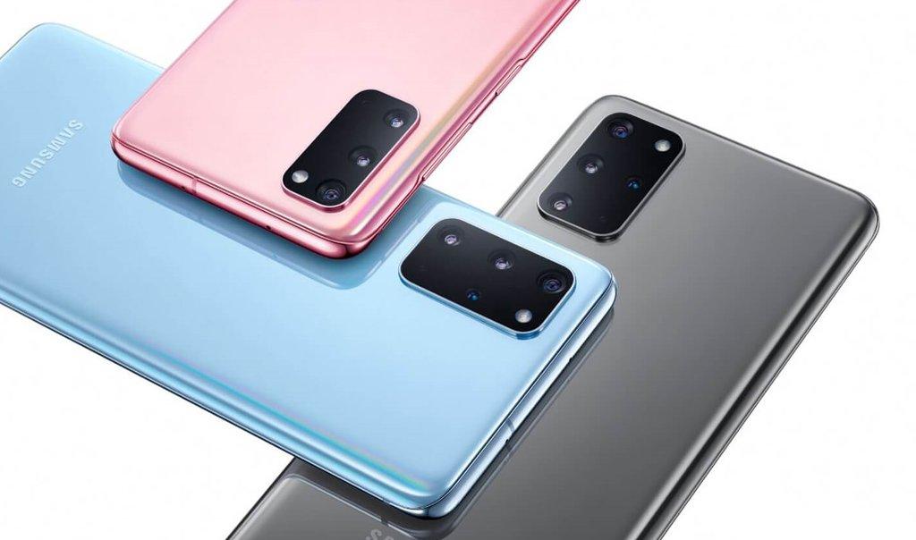 Samsung Galaxy S20 / fot. producenta