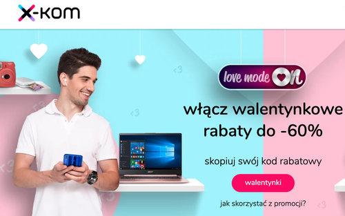 x-kom Walentynki