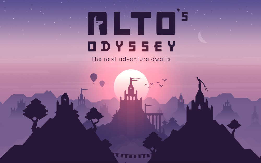 Alto's Adventure i Alto's Odyssey pobierzesz teraz z darmo. Spiesz się!