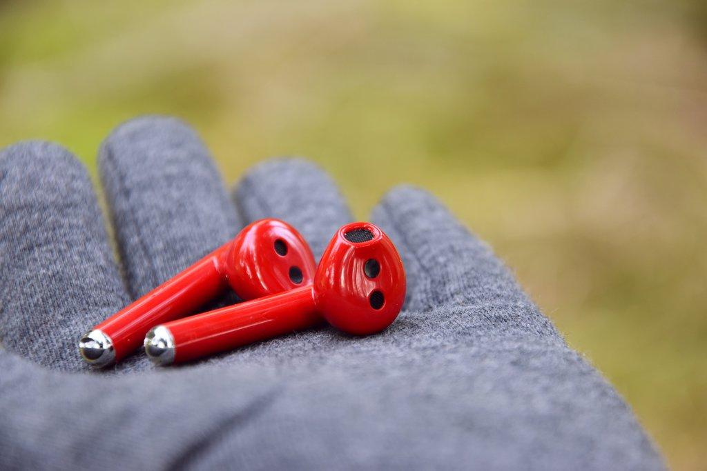 Huawei FreeBuds 3: prawie biżuteria? / fot. techManiaK