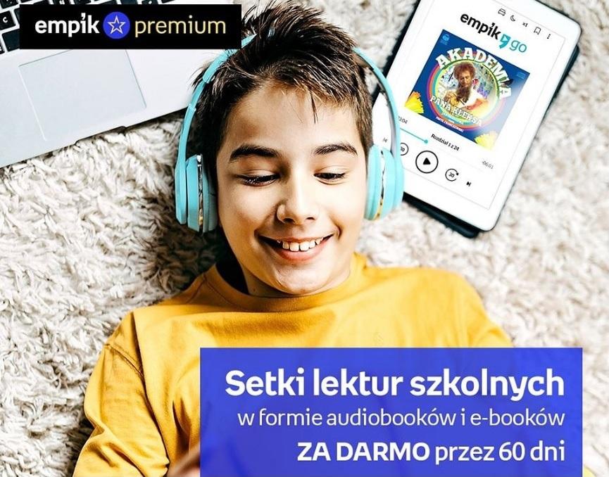 Empik Premium darmowe lektury / fot. Empik
