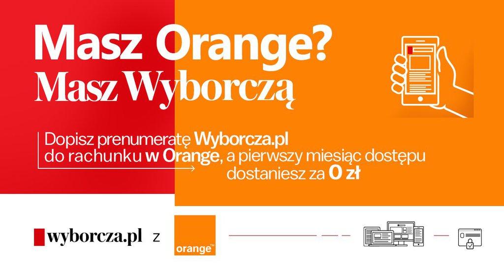 Fot. Orange, Agora
