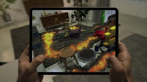 LiDAR iPad Pro