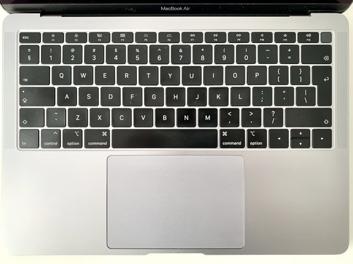 MacBook Air 2019 Test 16