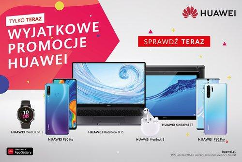 Oferta cenowa Huawei