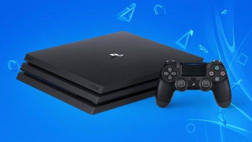 PS4 / fot Sony