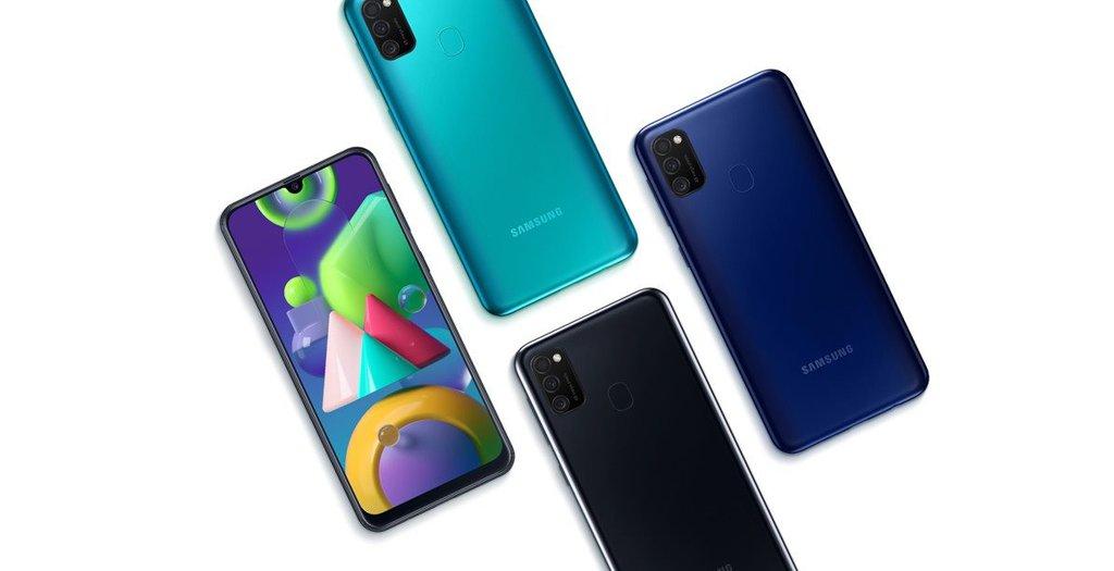 Samsung Galaxy M21 / fot. producenta