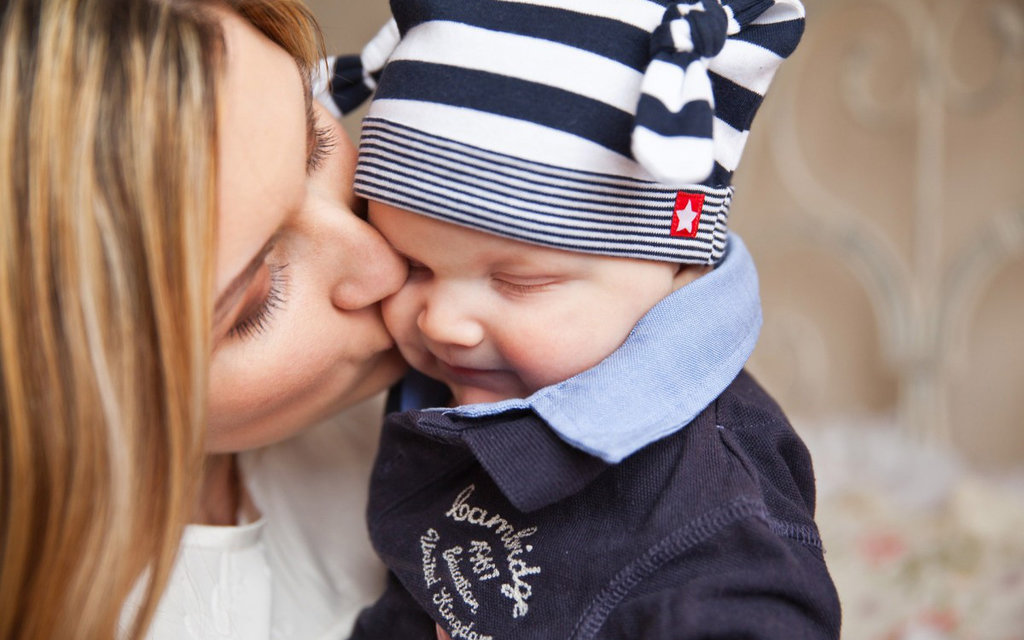 Smartfon dla mlodej mamy