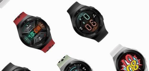 Huawei Watch GT 2e/fot. Huawei