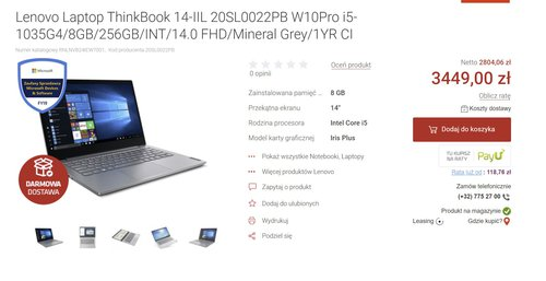 lenovo thinbook 14