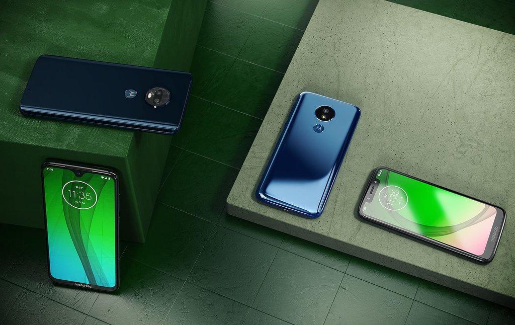 Seria Moto G7 / Fot. Motorola